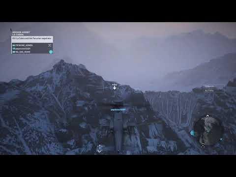 Tom Clancy's Ghost Recon® Wildlands Peruvian mission