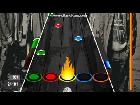 Living Colour - Cult Of Personality - FC 100% Difícil Guitar Flash