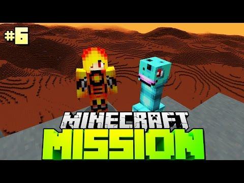 WILLKOMMEN AUF DEM MARS?! - Minecraft Mission [Deutsch/HD]