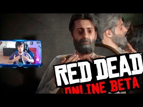 CREANDO EL PERSONAJE DE RED DEAD ONLINE