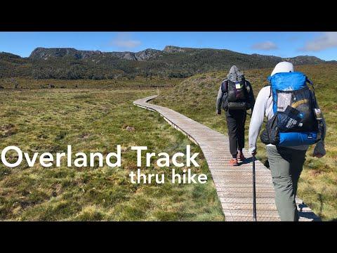 Overland Track - Zpacks (4K)