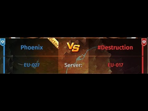 Hyper Heroes EU-027 Phoenix Vs. EU-017 #Destruction Guild Wars