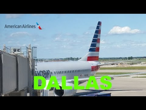 Flight Review from Kansas City Intl. to Dallas DFW with American on Boeing 737
