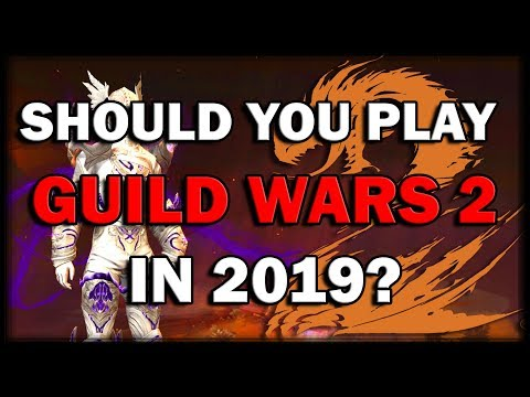 Should you play GW2 in 2019? An Overview thumbnail