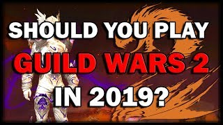Should you play GW2 in 2019? An Overview