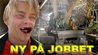 NY PÅ JOBBET