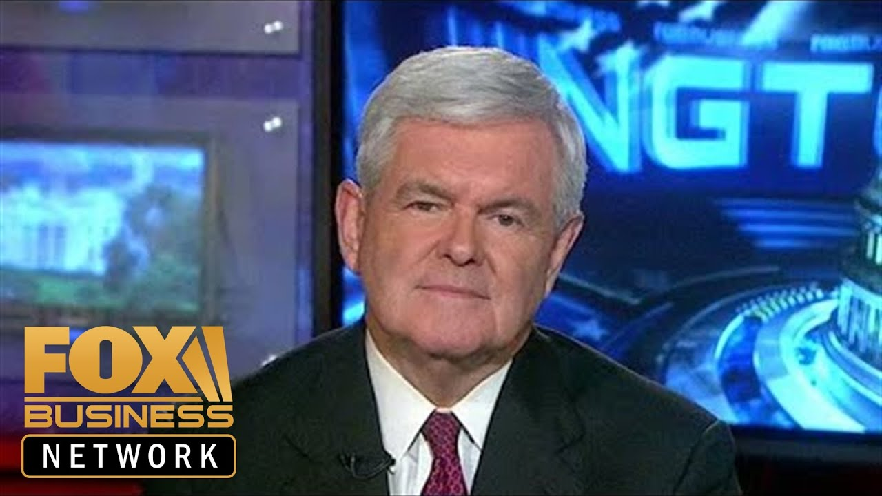 FOX Business - Gingrich: Trump wouldn't need to 'muscle' Mexico if Congress did its j