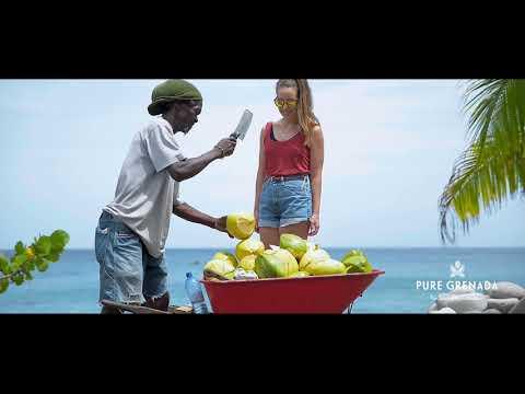 Pure Grenada is Free to Wonder