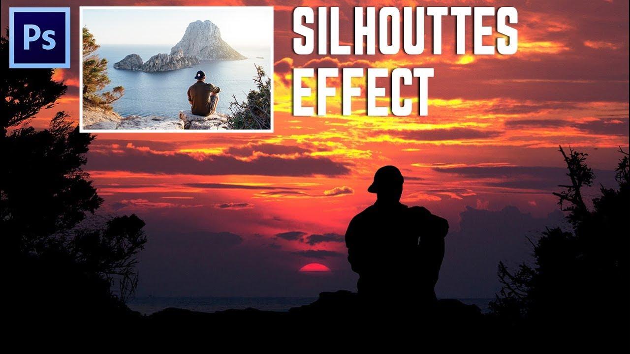 Download Cara membuat efek siluet keren di Photoshop