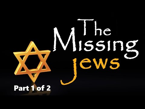 THE MISSING JEWS Part 1 (Reply2 one for israel maoz tbn i found shalom messianic jews for jesus меби