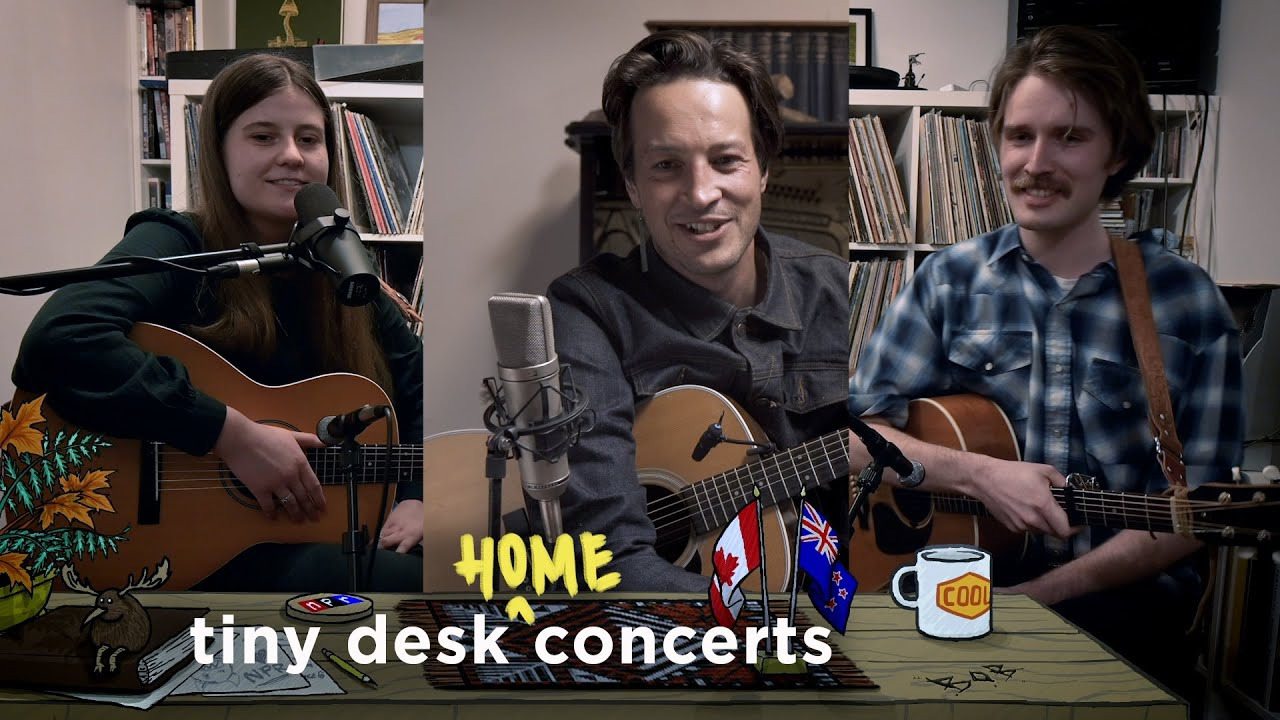 Download Tiny Desk (Home) Concert: Kacy & Clayton and Marlon Williams