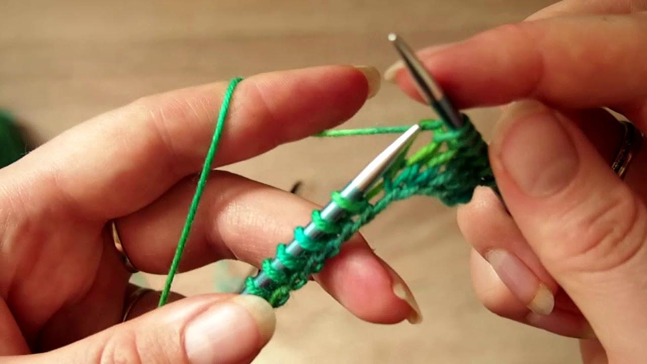 Začínáme s pletením - Nahození (CO) 5388c2db30