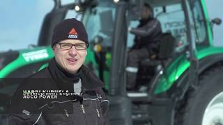 World record for snow removal with an autonomous tractor