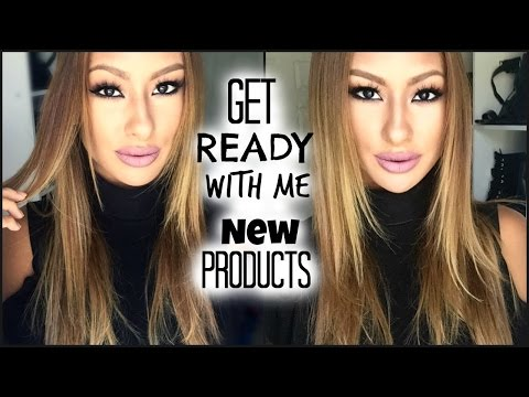 Get Ready Using NEW Products- IT Cosmetics