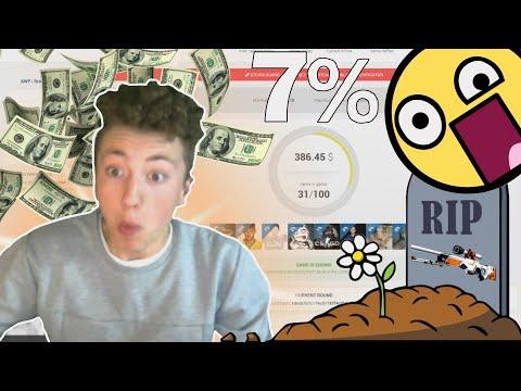 Jackpot Gambling on CSGOLIKE.com!!! Flashy Flashy luck!