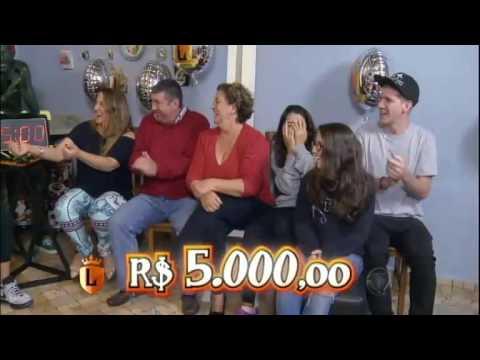 Família encara desafios para ganhar R$ 5 mil no Legendários na Sua Casa #arquivolegendários
