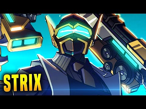 THE MOST SLICK OF ALL TIME! | Paladins Strix