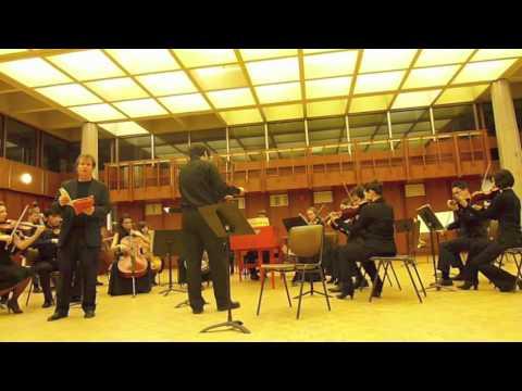 Ich will den Kreuzstab gerne tragen, Johann Sebastian Bach Part 1