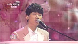 Special stage 130412 ZE:A FIVE - Cherry Blossom Ending (벚꽃엔딩) [...