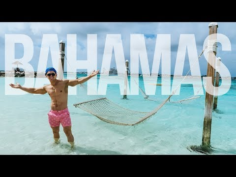 BAHAMAS 2018 | SANDALS ROYAL BAHAMIAN