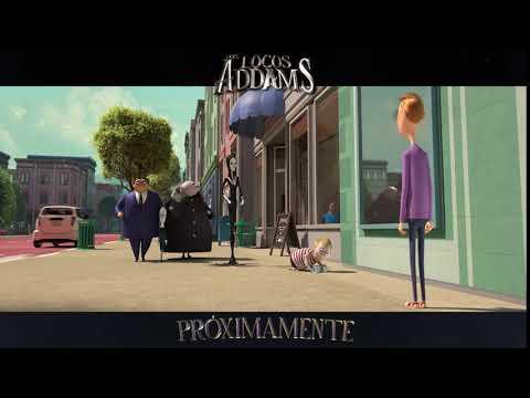 LOS LOCOS ADDAMS | En cines 31 de octubre