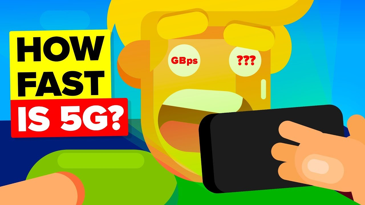 How Fast Will 5G Be?