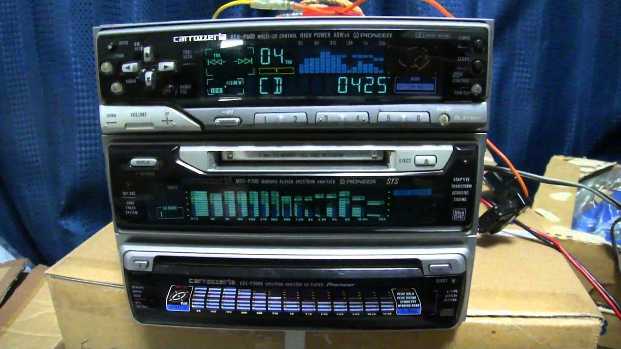 Radio Antigo Pionneer