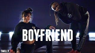 Justin Bieber - Boyfriend (live) - Choreography by Willdabeast Adams - #TMillyTV