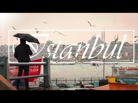 LOST IN ISTANBUL | Turkey travel film 🇹🇷