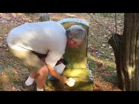 D2 Gravestone Cleaning