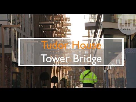 Tour of 3 bed Apartment. One Tower Bridge, London, SE1