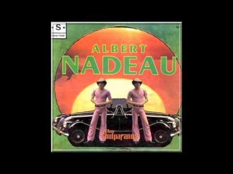 AFROFUNK LP - ALBERT NADEAU - I Am Black - 1977 Saultone