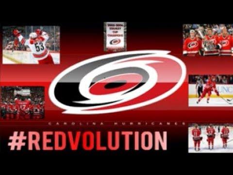 NHL 18 CAROLINA HURRICANES FRANCHISE MODE EPISODE 9: PLAYOFFS/PUSHING FOR LORD STANLEY!!!