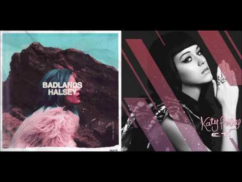 E.T's Castle - Halsey & Katy Perry (Mashup)
