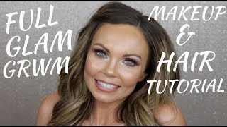 FULL GLAM GRWM HAIR MAKEUP FACIAL MASK & TEETH WHITENING