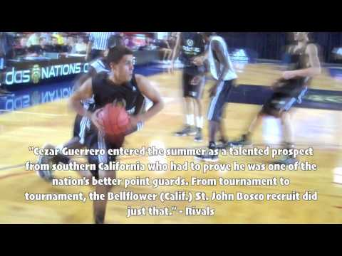 Cezar Guerrero Highlights of Latin America's Star - Adidas Nations 2010