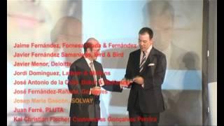 Iberian Lawyer 40 under 40 Awards 2011