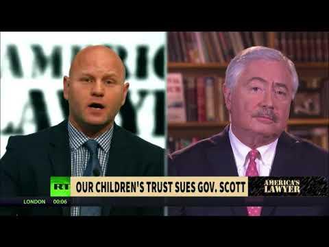 Children SUE Florida over Climate Change