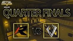 Critical Ops Revival Tournament - Quarterfinals #2: Versi vs. Rogue Uprising