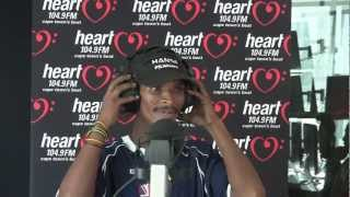 Meisie - By Alen the singing car guard on Heart 104.9FM Breakfast Show with Aden Thomas @adenthomas