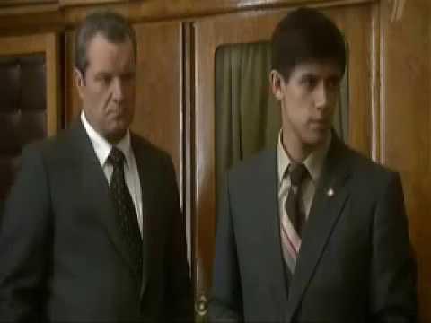 Выпускной экзамен -   школа КГБ Последняя встреча