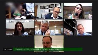 CCJ: deputados deliberam novas propostas relacionadas à Covid-19