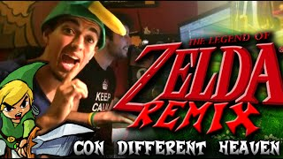 LA LEYENDA DE LA CERDA (Con Different Heaven) | The Legend Of Zelda Remix | PUNYASO