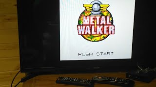 Metal Walker Gameboy Color