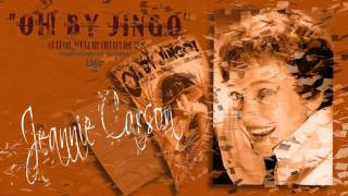 Jeannie Carson...sings Oh! By Jingo