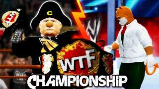 WWE 2K14: Cap