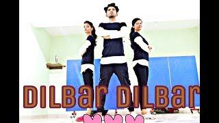 Dilbar Dilbar Dance Choreography By Bhawani Singh | Nora Fatehi,Tanishk B, Neha Kakkar,Dhvani, Ikka
