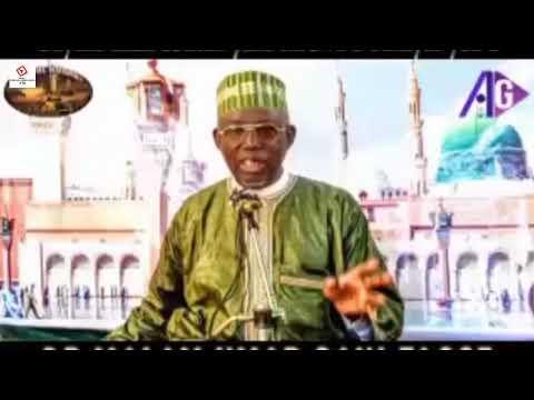 Download Babu wani dalili da zaisa mutane su firgita. M. Umar Sani Fage ya 'kalubalanci duk musulman duniya