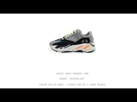 70a44cc07 Kanye West Yeezy Wave Runner 700 Sneaker Releases Out Of Nowhere ...