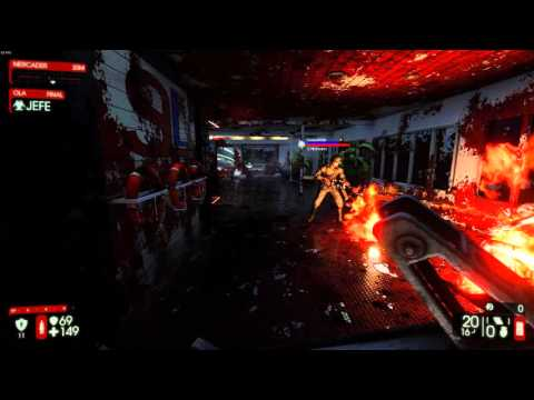 Killing floor 2 final boss evacuation point youtube for Floor 2 boss swordburst 2